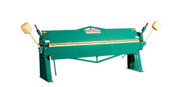 National Sheet Metal Machines Inc Hand Brakes