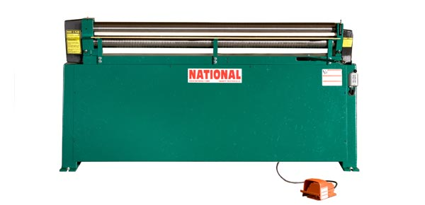 National Sheet Metal Power Roll 48-1/4 in x 16ga